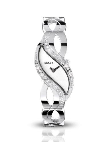 Seksy Wrist Wear by Sekonda 4275.37 Ladies Fashion Watch