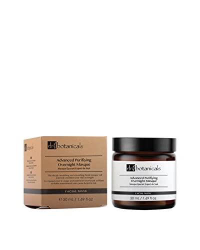 Dr Botanicals Mascarilla Facial Advanced Purifiying Overnight 50 ml