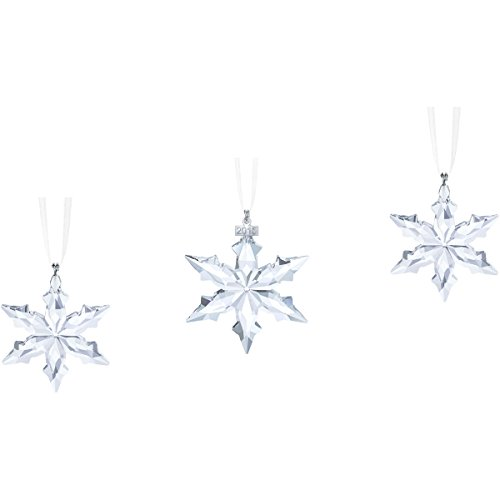 Swarovski 5135889 Natale Ornament Set 2015