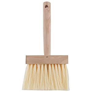 "Harper Brush 549CC 4-3/4"" Masonry Brush - Crimped Synthetic"
