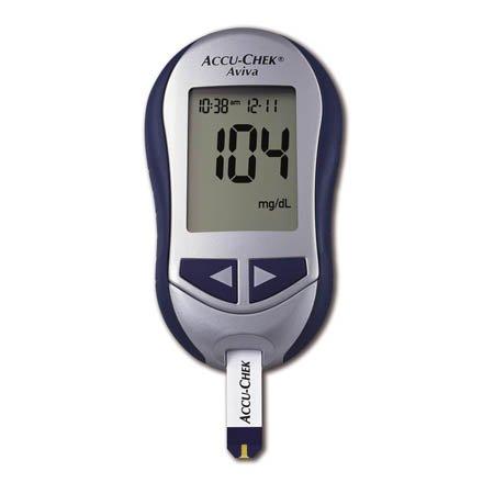 Cheap Roche Diagnostics Accu-Chek Aviva Diabetes Monitoring Kit – Test Strips – Model 4538412001 (B001UI6L2W)