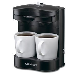 CONAIR HOSPITALITY WCM11 2 CUP COFFEEMAKER BLACK