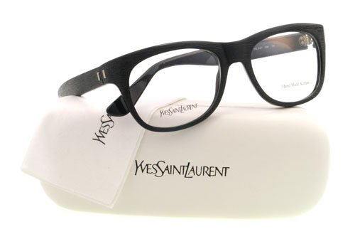 Yves Saint Laurent Yves Saint Laurent 2357 Eyeglasses-0A48 Scratch Black-52mm