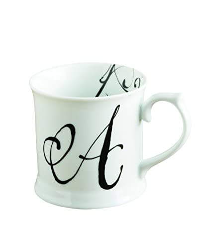 Rosanna Initially Yours Letter A Mug