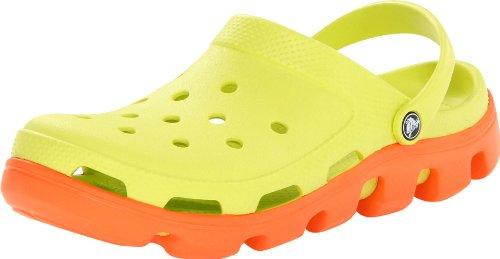 [クロックス] Crocs Duet Sport Clog 11991 citrus/cosmic orange(citrus/cosmic orange/M9/W11)