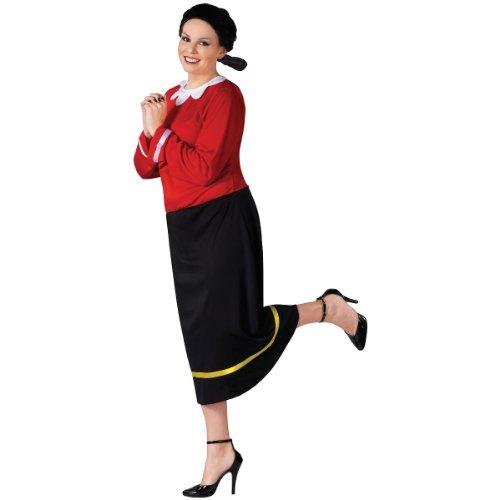 53bd03253f7 Olive Oyl Costume - Plus Size 1X2X - Dress Size 16-20 (*_*) Discount ...