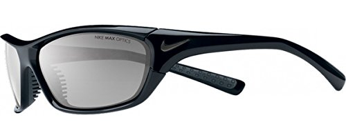 Nike Nike Veer P Sunglasses (Black Frame, Grey Max /Outdoor Lens)