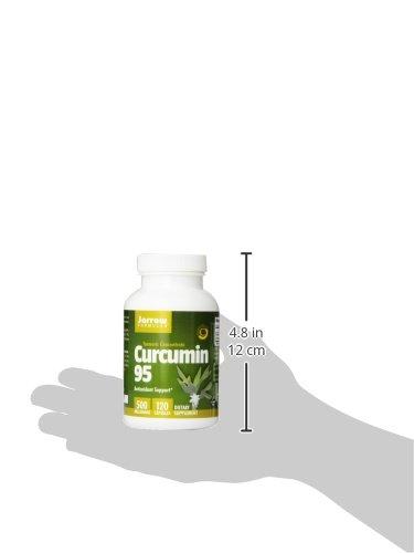 Jarrow Formulas Curcumin 95 姜黄萃取物 120粒图片