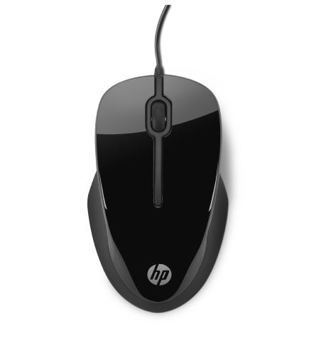 HP X1500 Mouse, Nero