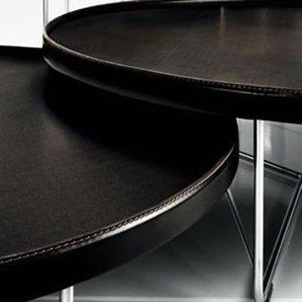 Luxo by Modloft Adelphi 8 Inch Coffee Table