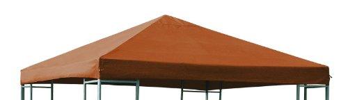 Universal-Ersatzdach für Pavillon 3×3 Meter, terracotta jetzt kaufen
