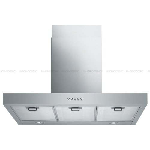 Euro Kitchen Brushed Stainless Steel 198Z-42M Wall Mounted Range hood