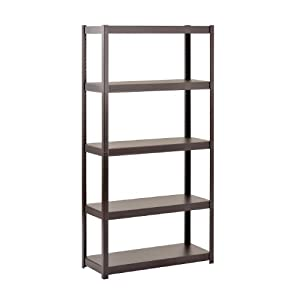 Edsal MR301260L5 Heavy Duty Steel 5 Tier Storage Shelving at Sears.com