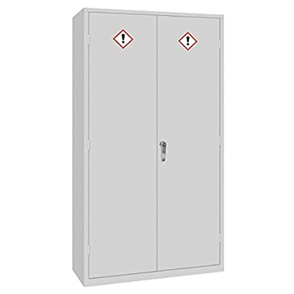 Hazardous Double Door Cabinet (50Ltr)