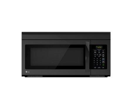 Lg Lmv1683Sb 1.6 Cu. Ft. Black Over-The-Range Microwave front-217529