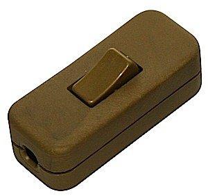 Inline 2A 3 Core inline Switch GOLD SER1685LL