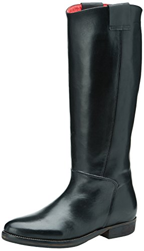 PastelleStella - Stivali Donna , Nero (nero), 36