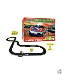 Scalextric Micro Turbo Power