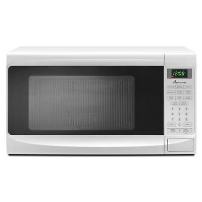 Purchase Amana 0.7 cu. ft. Countertop Microwave, AMC1070XW, White