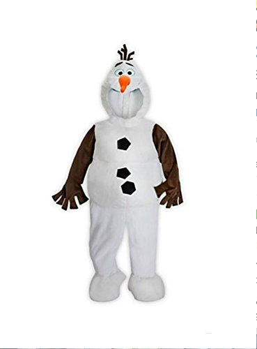 Disney Store Frozen Olaf Plush Costume for Kids