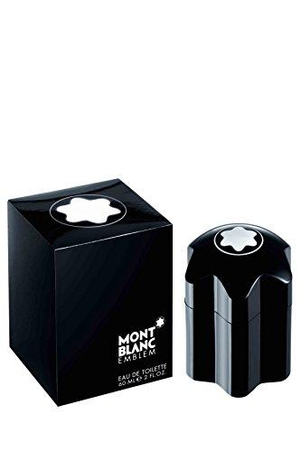 Mont Blanc Emblem Eau de Toilette, Uomo, 60 ml