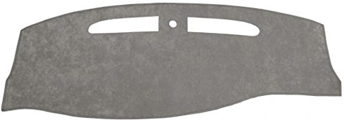 Volkswagen Bug Dashcover W/O Dash Handle - Fits 1971-1976 (Custom Suede Gray) (73 Bug Dash Cover compare prices)
