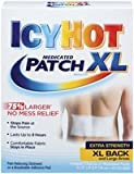 Icy Hot Medicated Patch Extra Strength XL Back & Large Areas 3 Patches