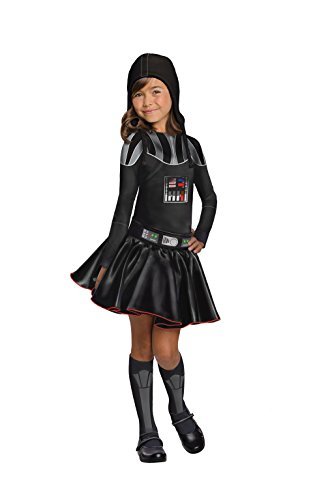 Star Wars Darth Vader Costume Dress, Medium