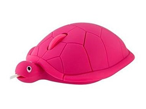Tortoise Shaped Optical Computer Mouse