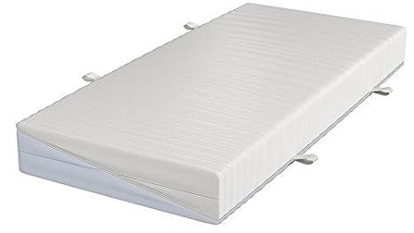 Schlaraffia Smart 180 TFK 2-Härten Taschenfederkern Matratze 120x200 cm H2(weich)+H2(fest)