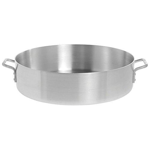 HUBERT® Aluminum Brasing Pan 28 Qt
