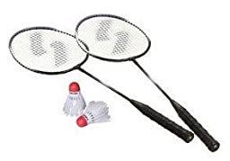 Sportcraft 2 Player Badminton Set