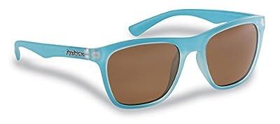 Flying Fisherman Fowey Polarized Sunglasses with Tortoise Frames