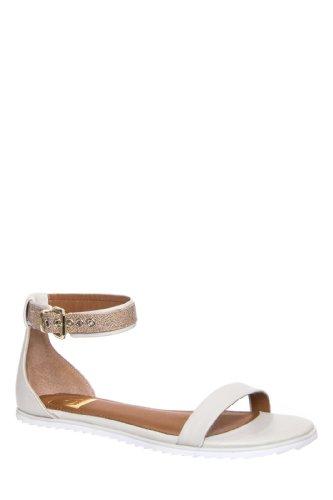 DV by Dolce Vita Milena Ankle Cuff Flat Sandal