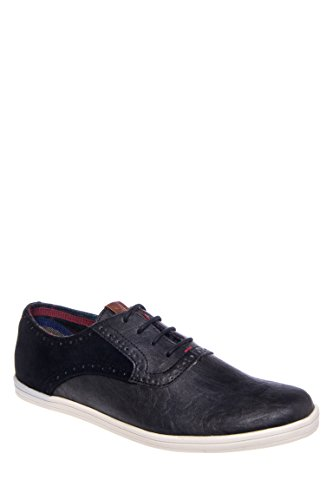Men's Low Top Suede Sneaker