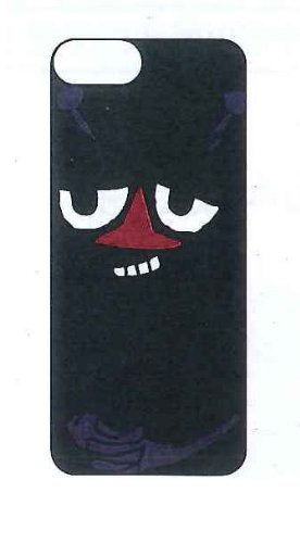 Moomin iPhone 5 Case (Stinky/Face)