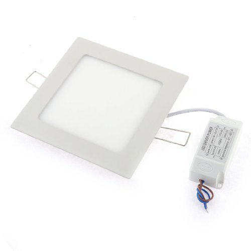 Water & Wood Pure White 9W 45 Leds Ceiling Downlight Recessed Lamp Light Ac85-265V
