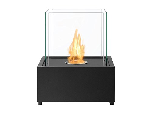 Ignis Ventless Bio Ethanol Fireplace Cube XL