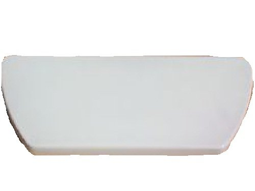 Kohler 1036375-0 1 1 Replacement Part 11 Part Number 1 Is A Tank Cover White Finish For Toilets front-623891