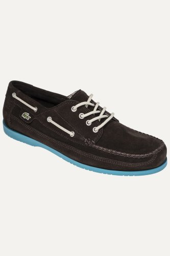 Men's Oxcroft Suede Deck Shoe