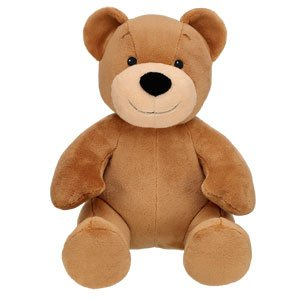31Oa2f8Y5BL Cheap  Build A Bear Workshop 15 in. Velvety Teddy Plush Stuffed Animal