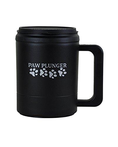 Bild von: Paw Plunger Paw Displayschutzfolie/Reiniger für Haustiere. Der beste Weg zu reinigen der Pfoten Ihres Hundes