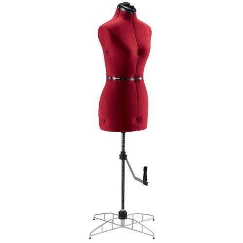Singer Df-251.Cl Large Size Dress Form - Red (Singerdf-251.Cl )