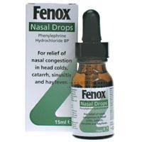Fenox Nasal Spray 15Ml