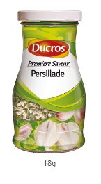 DUCROS - Poivres Herbes Epices - Herbes - Persillade Saveur -18 g