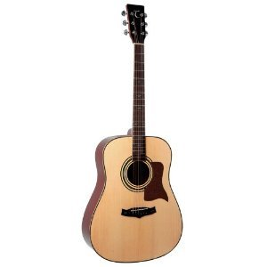 Tanglewood AllSolid Spruce : Mahogny Guitar, Natural Satin (TW11...