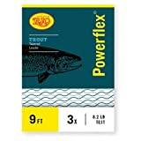 Rio: Powerflex Trout Leaders, 3 Pk, 9ft 4X