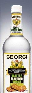 Georgi Vodka Waffle 1 Liter