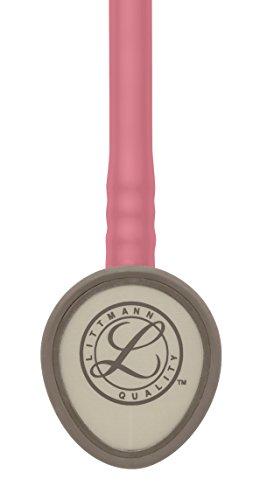 3M Littmann  Lightweight II S.E. Stethoscope, 28, Pearl Pink Tube, 2456