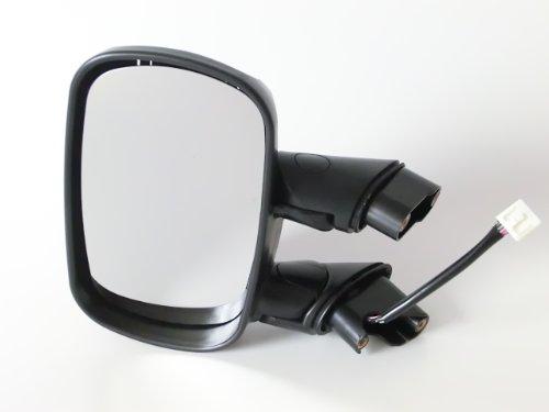 EL Außenspiegel Spiegel Fiat Doblo 00-05 grund. Links